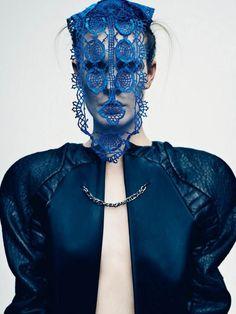 Fashion Editorial Meta Morphic – Dansk Magazine Spring/Summer 2013