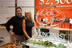 Mungenast Alton Toyota and Mungenast Alton Scion hosted a fun evening of music and light fare in honor of all those who have become part of the Mungenast Automotive Family. We thank each of our customers who have purchased with us which allows us to keep making the #MungenastDifference throughout the greater Riverbend community!
