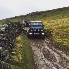 Built and enhanced to take on any terrain, since 1948. #LandRoverDefender…
