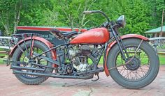 vintage harley davidson   1934 HARLEY DAVIDSON   Vintage Harley #HarleyDavidson #Vintage