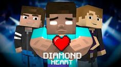 minecraft song diamond heart 10 hours - YouTube