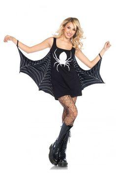 Toile D araignée, Robe, Costume De Chauve Souris, Costume D halloween be37143c98a4