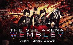 BABYMETAL Gelar Konser di Wembley Arena Bulan April Tahun Depan