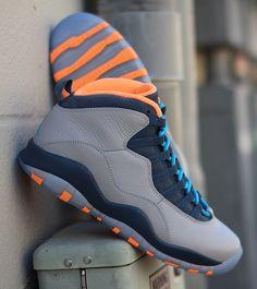 """Air Jordan 10 Retro """"Bobcats"""""""