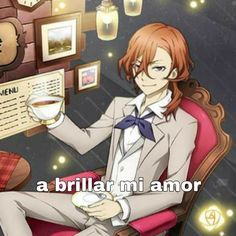 Stray Dogs Anime, Bungo Stray Dogs, Fb Memes, Best Memes, Anime Meme Face, Disgusted Face, Anime Stickers, Drawing Reference Poses, Reaction Pictures