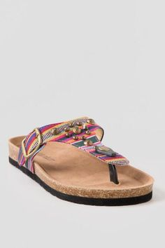 Willow Footbed Sandal
