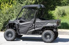 """New 2016 Honda Pioneerâ""""¢ 1000 ATVs For Sale in North Carolina. The outdoors is meant to be explored. The highest hills, the deepest canyons, and the farthest reaches of the forests all lie in wait. And now, we bring you an entirely new vehicle that can get you there. The all-new Pioneer 1000 is the world's preeminent side-by-side, both in the Honda lineup, and the industry. Built around a class-leading 999cc twin-cylinder engine, it can haul up to 1000 pounds and can tow a full ton…"""
