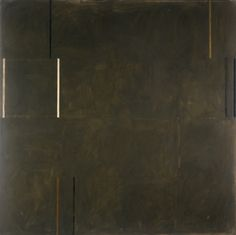 CÉSAR PATERNOSTO, Anabasis I, 2000, Oil and acrylic on canvas, 60 x 60 in. via CECILIA DE TORRES, LTD.