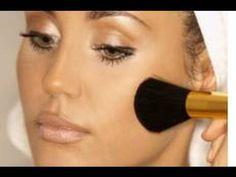 Limpieza de brochas de maquillaje-ecodaisy- Clean makeup brushes