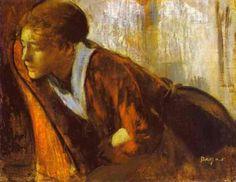 Edgar Degas - beQbe