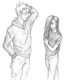 well....um.... by Iabri71.deviantart.com on @deviantART. REMINDS ME SO MUCH OF DANNY AND RAVEN. Like this is perfect.