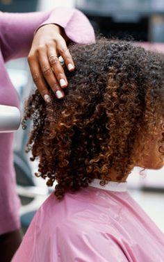 Emu Oil Benefits for Curls, Kinks & Waves