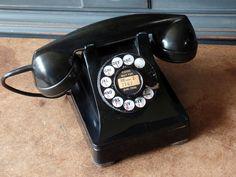 Vintage Western Electric Telephone Lucy 1945 by RustbeltTreasures
