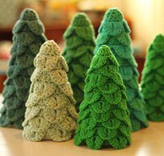 DIY: Juletræer