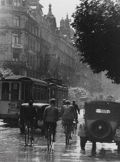 Frankfurt 1930s. Photo: Paul Wolff