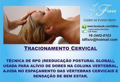 Tração cervical.