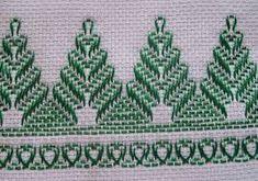 Imagem relacionada Free Swedish Weaving Patterns, Cross Stitch Embroidery, Cross Stitch Patterns, Huck Towels, Swedish Embroidery, Monks Cloth, Running Stitch, Needlepoint, Needlework