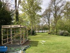 Design Gartenhaus @_gart in Lübeck by design@garten - Augsburg, Germany  UV-beständig - niemals streichen! #Gartenhaus #Gerätehaus #HPL #design@garten #Lübeck #Augsburg