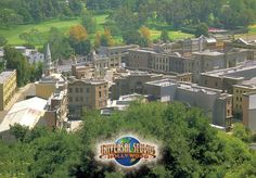 Universal Studios Hollywood - Mark's Postcard Paradise Universal City, Universal Studios, Studio City, Hollywood Studios, Postcards, The Neighbourhood, Paradise, Romance, Park