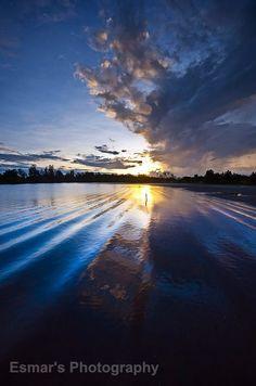 Sunset or Sunset.......