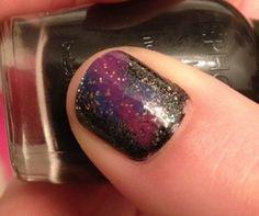 Galaxy #nails