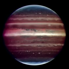 jupiter sharpest view ever from earth