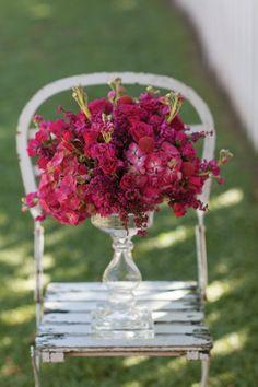 Elegant wedding bouquets   Arizona Bride magazine