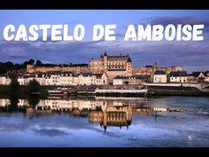 Os castelos do Vale do Loire são lindos e, alguns deles, commuita história. É o caso do Castelo de Amboise, que fica em cima de uma rocha imensa, foi a última fortaleza medieval da França e o prim…