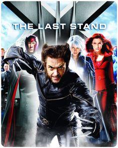 X-men 3 en blu-ray métal édition limitée