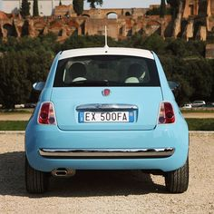 Sometimes going forwards means looking back. The new #Fiat500 Vintage '57.