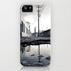Urban Tacoma alley iPhone Case
