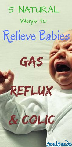 Fast gas relief and remedies for baby, whether breastfeeding or bottle feeding.
