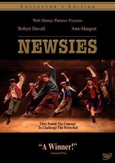 Newsies 27x40 Movie Poster (1992)