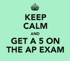 How to pass your AP tests without ever cramming--this girl got 5's on all her AP tests but one...fantastic tips.