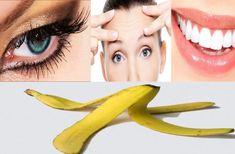 5 Verbluffende manieren om bananenschil voor je huid te gebruiken African Fashion, Health Tips, Remedies, Om, Fruit, Beauty, Icing, Natural, Teeth