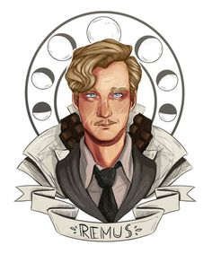 Remus Lupin (You Are My Favorite Muggle)