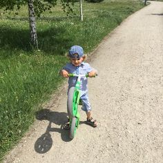 The Y Velo in action! 😎 --- Kids   Outdoor activities   Parenting   Toys   Balance Bike   Y velo   Yvolution   Mother   Toddler