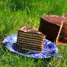 Smith Island Layer Cake