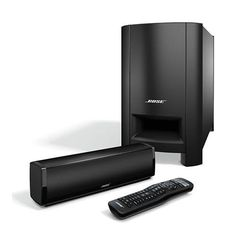 Bose CineMate 15 Home Theater Speaker System Black -- You can get more details by clicking on the image.