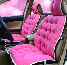 New Arrival High Quality Super Soft Cute Warm Seat Covers