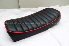Cafe Racer Flat Seat For Honda CG125 CG 125 125cc  Universal Aftermarket Part  #AftermarketParts