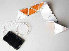 Folding Speaker for Your iPhone, iPod and iPad
