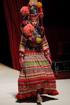 Kenzo Spring 2011 RTW