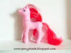 Lady Cupcake (Royal Lady Ponies 1999) G2 My Little Pony Hasbro