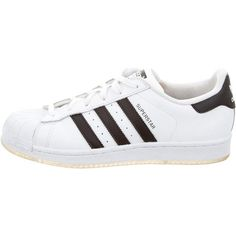 Pre-owned - Superstar leather low trainers adidas dKNXEvFIzK