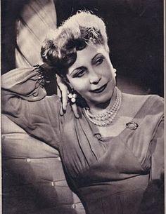 Guadalupe Muñoz Sampedro. Las actrices de España.