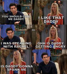 Phoebe best scene Friends tv show