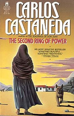"""The Second Ring of Power by Carlos Castaneda - """"Anything is possible if one wants it with UNBENDING INTENT and you don't let your thoughts interfere."""" - Don Juan Books You Should Read, Great Books To Read, Read Books, Carlos Castaneda, Don Juan, Self Empowerment, Fantasy Books, So Little Time, Literature"""