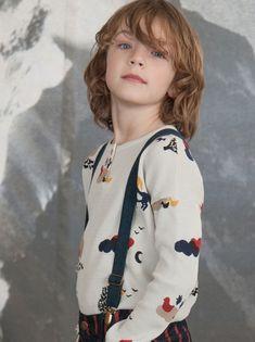 Colección de moda infantil Bobo Choses para el otoño