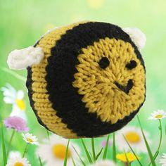 Ravelry: Knit Bumblebee pattern